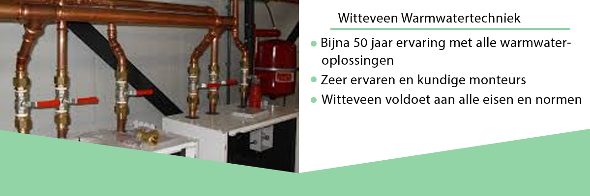 Witteveen-warmwatertechniek